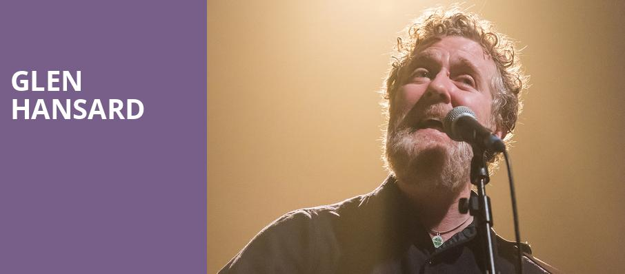 Glen Hansard, Beacon Theater, New York