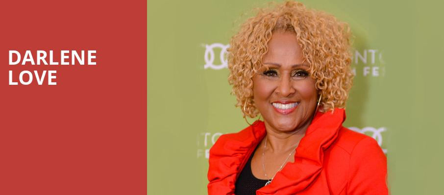 Darlene Love, Count Basie Theatre, New York