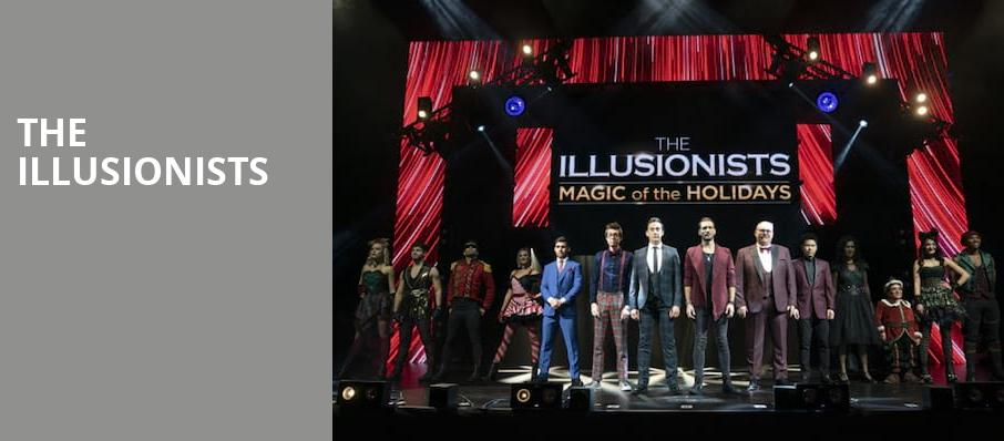 The Illusionists, Neil Simon Theater, New York