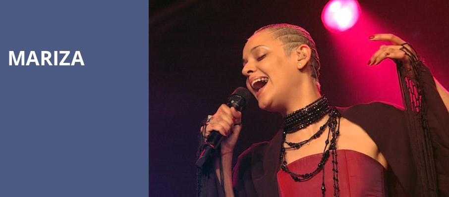 Mariza, Town Hall Theater, New York