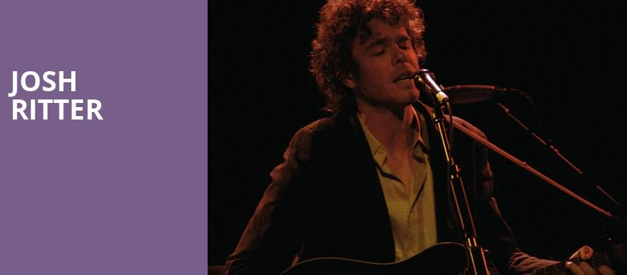 Josh Ritter, Beacon Theater, New York