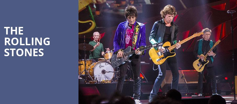 The Rolling Stones, MetLife Stadium, New York