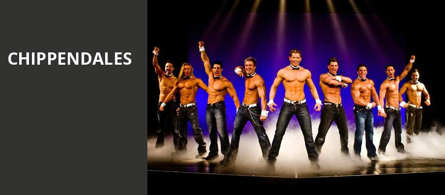 Chippendales, Wellmont Theatre, New York