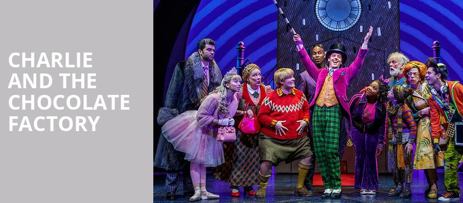 Charlie and the Chocolate Factory, Lunt Fontanne Theater, New York