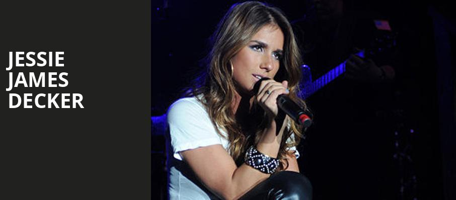 Jessie James Decker, Beacon Theater, New York