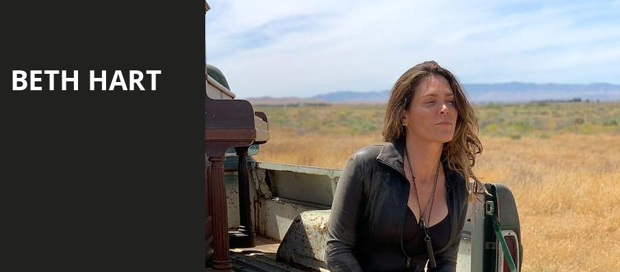 Beth Hart, New York Society For Ethical Culture Concert Hall, New York