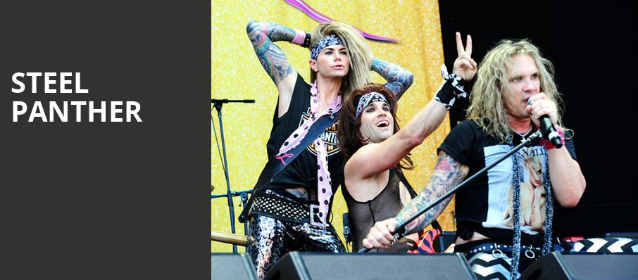 Steel Panther, Gramercy Theatre, New York