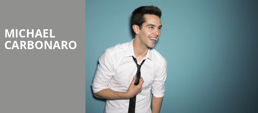 Michael Carbonaro, Prudential Hall, New York