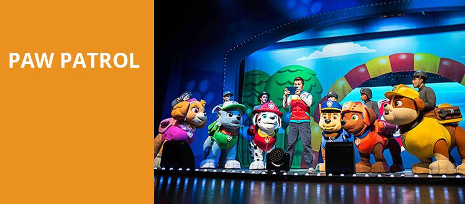 Paw Patrol, Prudential Hall, New York