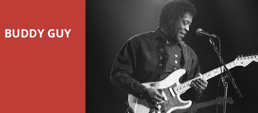 Buddy Guy, NYCB Theatre at Westbury, New York