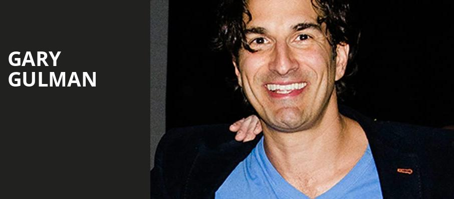 Gary Gulman, Victoria Theater, New York
