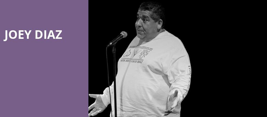 Joey Diaz, Town Hall Theater, New York