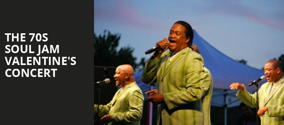 The 70s Soul Jam Valentines Concert, Beacon Theater, New York