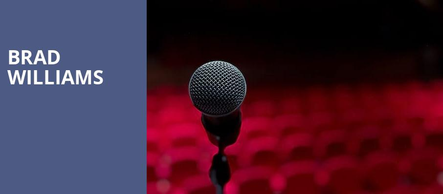 Brad Williams, Carolines Comedy Club, New York