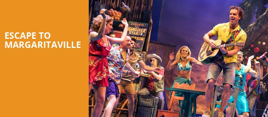 Escape to Margaritaville, Marquis Theater, New York