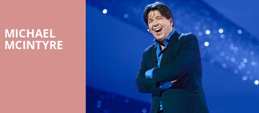 Michael McIntyre, Radio City Music Hall, New York