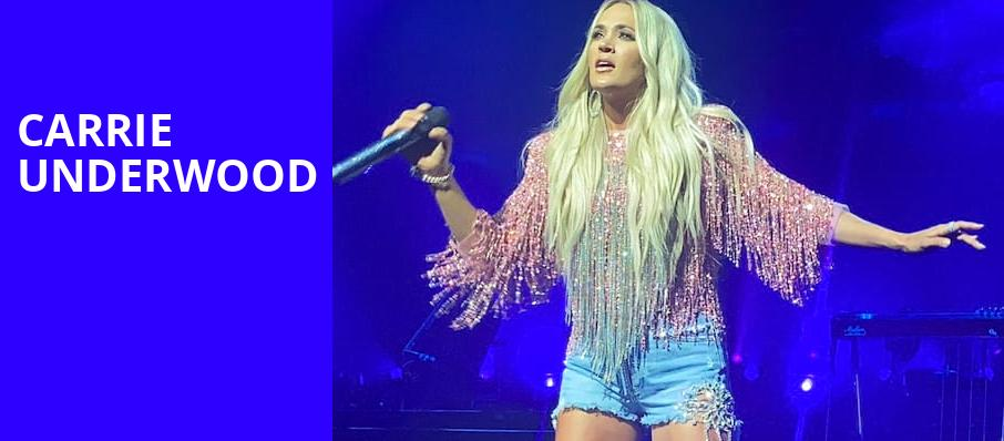 Carrie Underwood, Madison Square Garden, New York