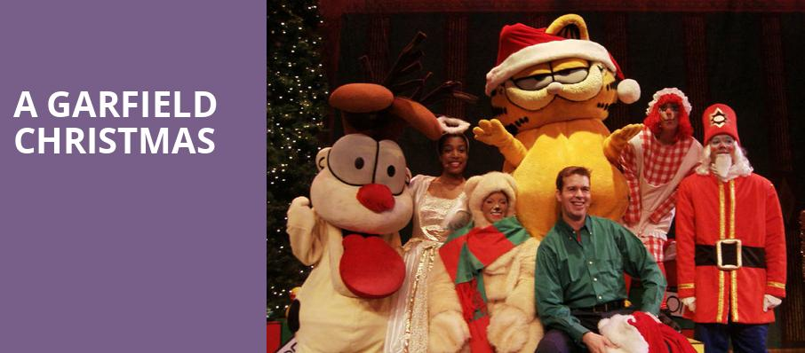 A Garfield Christmas, NYCB Theatre at Westbury, New York