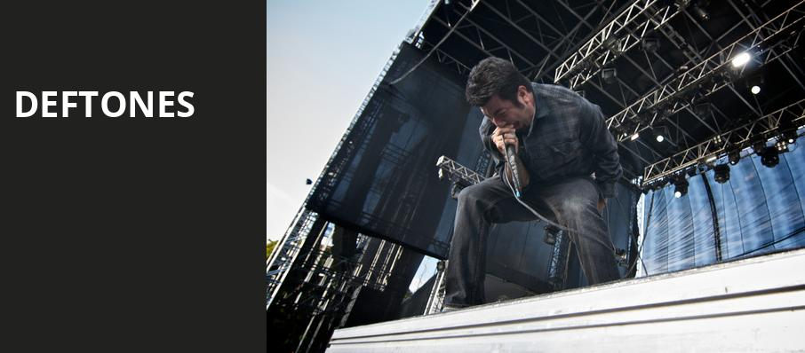 Deftones, The Rooftop at Pier 17, New York