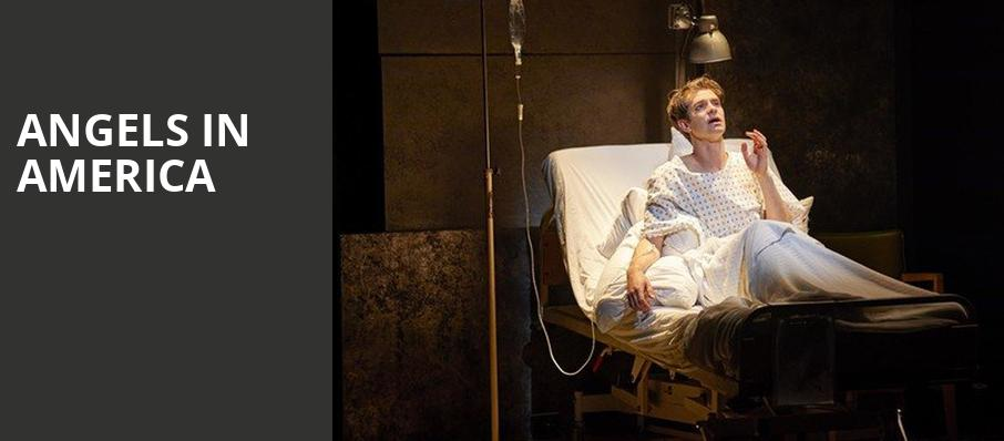 Angels In America, Neil Simon Theater, New York