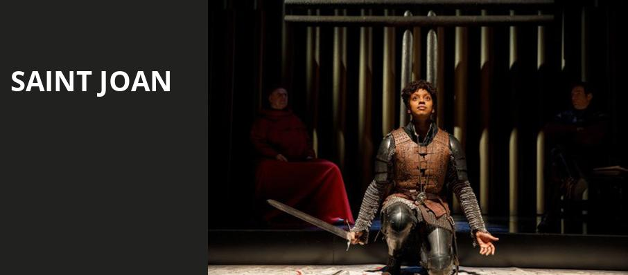 Saint Joan, Samuel J Friedman Theatre, New York