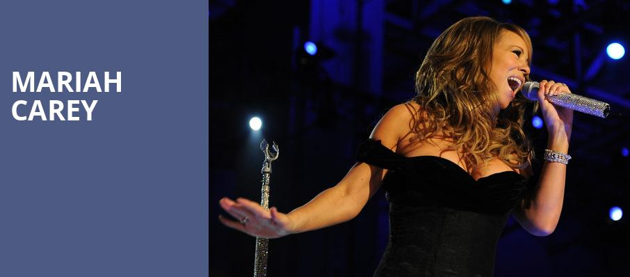 Mariah Carey, Madison Square Garden, New York