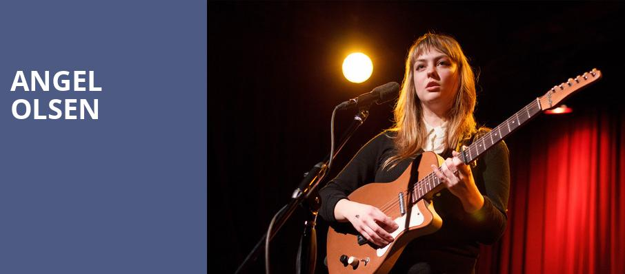 Angel Olsen, Tarrytown Music Hall, New York