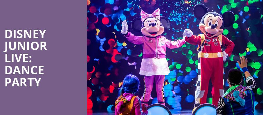 Disney Junior Live Dance Party, Count Basie Theatre, New York