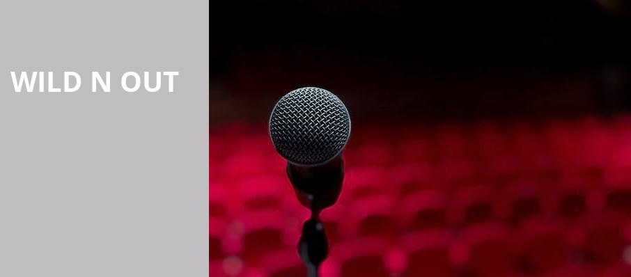 Wild N Out, Prudential Center, New York