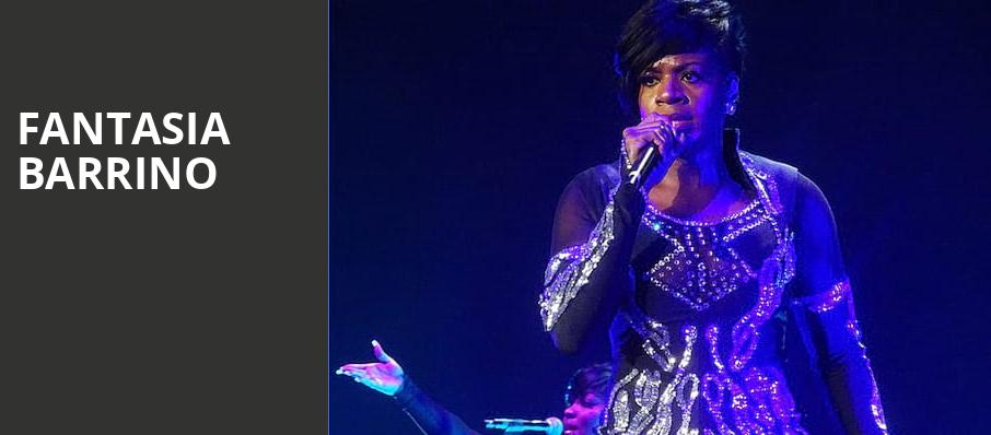 Fantasia Barrino, Theater at Madison Square Garden, New York