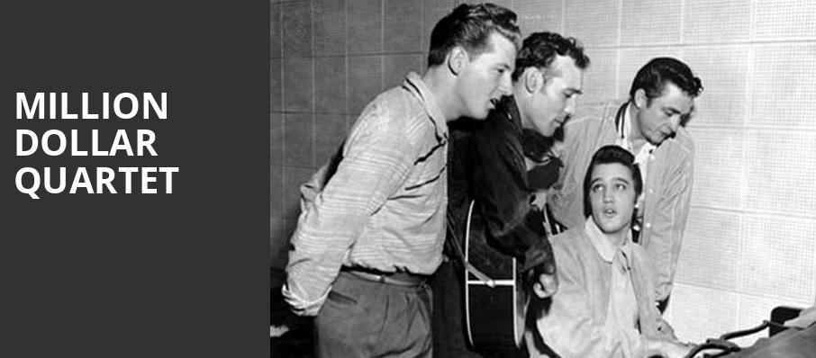 Million Dollar Quartet, St George Theatre, New York