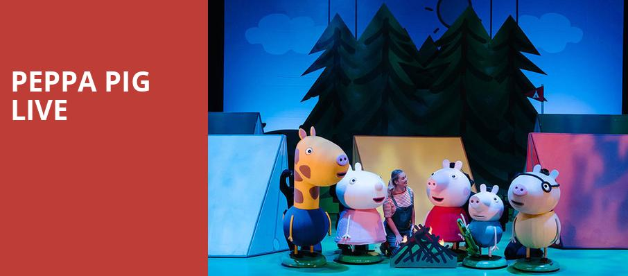 Peppa Pig Live, St George Theatre, New York
