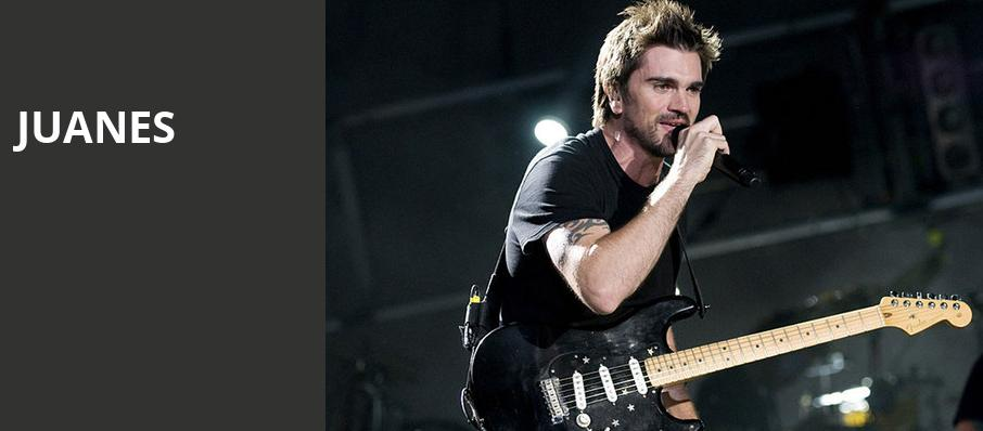 Juanes, Theater at Madison Square Garden, New York