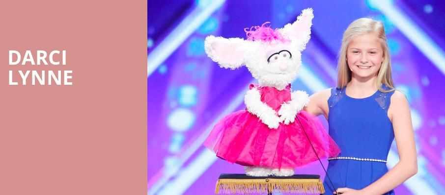 Darci Lynne, Prudential Hall, New York