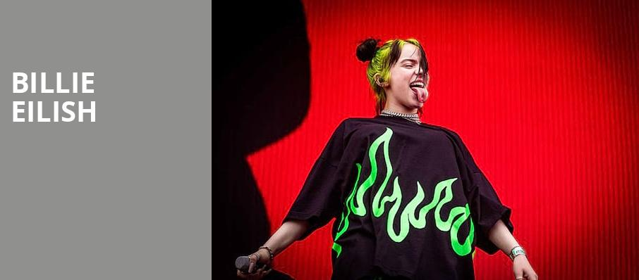 Billie Eilish, Barclays Center, New York