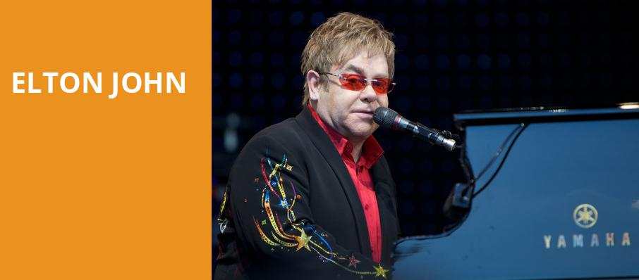 Elton John, Barclays Center, New York
