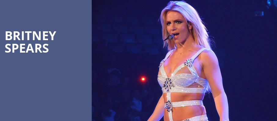 Britney Spears, Radio City Music Hall, New York