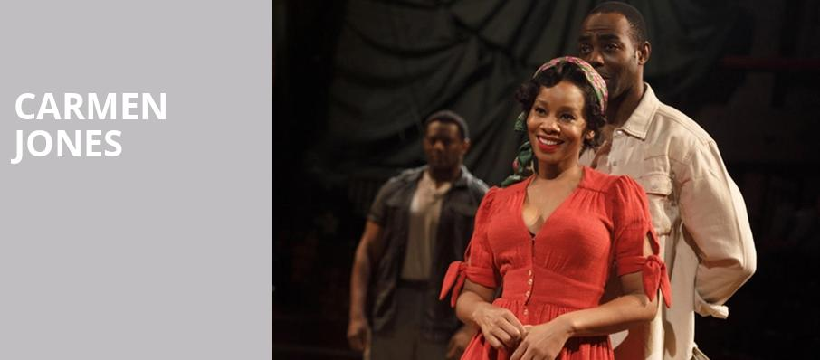 Carmen Jones, Classic Stage Theater, New York