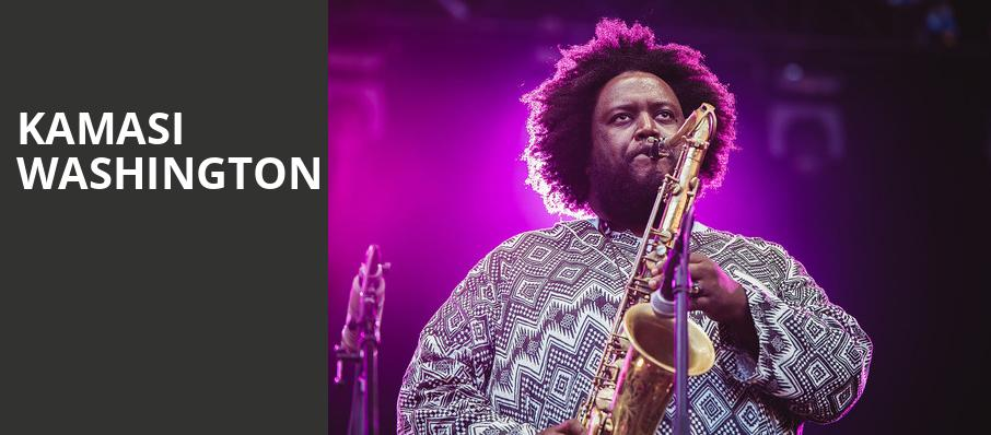 Kamasi Washington, Apollo Theater, New York