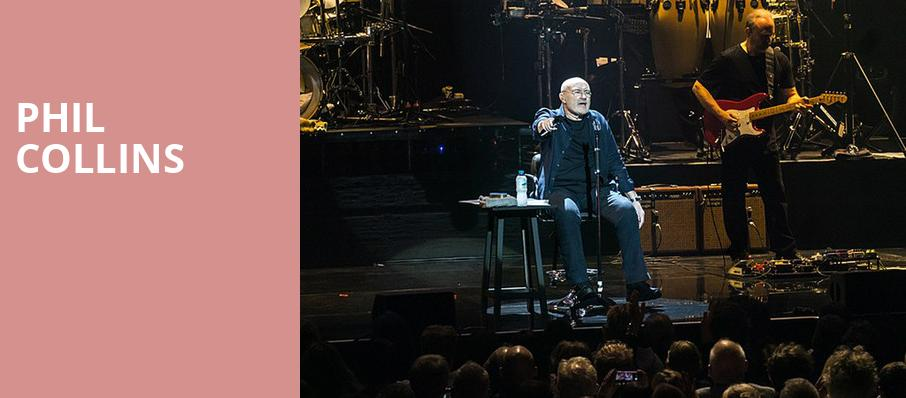 Phil Collins, Madison Square Garden, New York