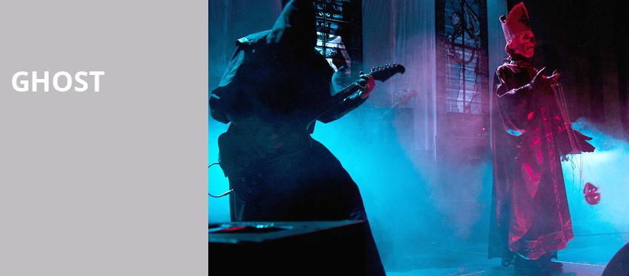 Ghost, Barclays Center, New York