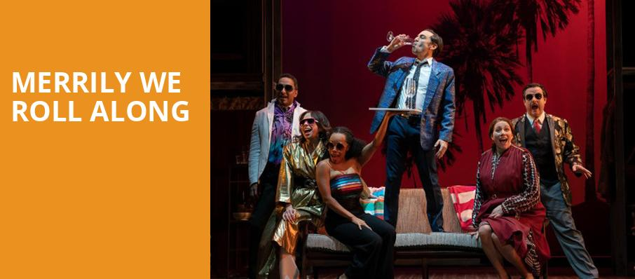 Merrily We Roll Along, Laura Pels Theater, New York