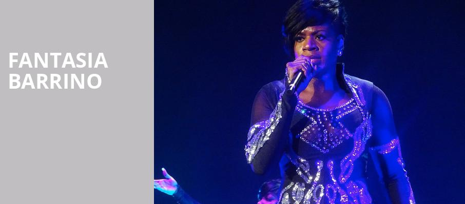 Fantasia Barrino, Apollo Theater, New York