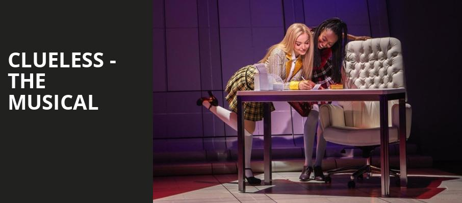 Clueless The Musical, The Pershing Square Signature Center, New York