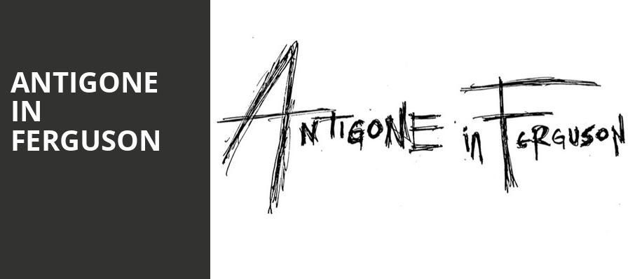 Antigone in Ferguson, Harlem Stage, New York