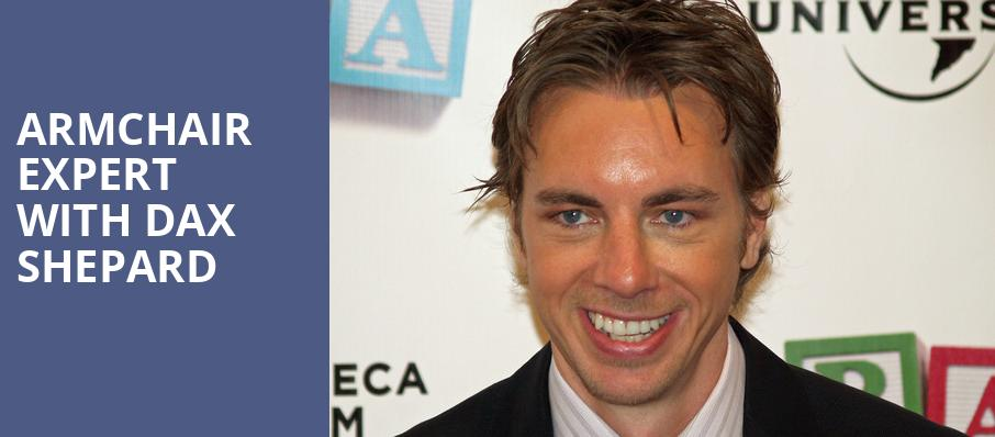 Armchair Expert with Dax Shepard, BAM Gilman Opera House, New York