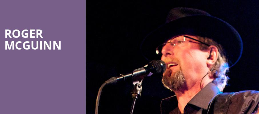 Roger McGuinn, Town Hall Theater, New York