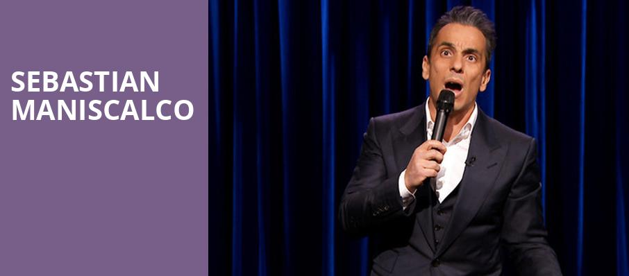 Sebastian Maniscalco, Madison Square Garden, New York