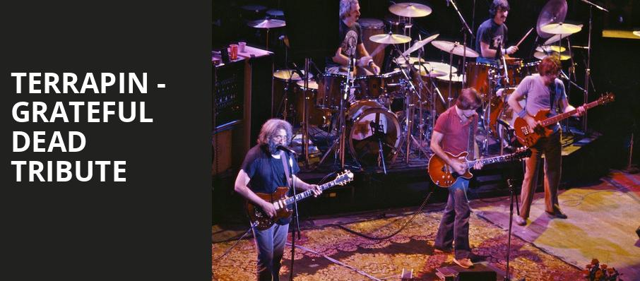 Terrapin Grateful Dead Tribute, Tarrytown Music Hall, New York