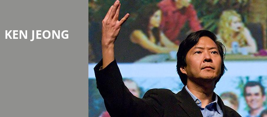 Ken Jeong, Prudential Hall, New York